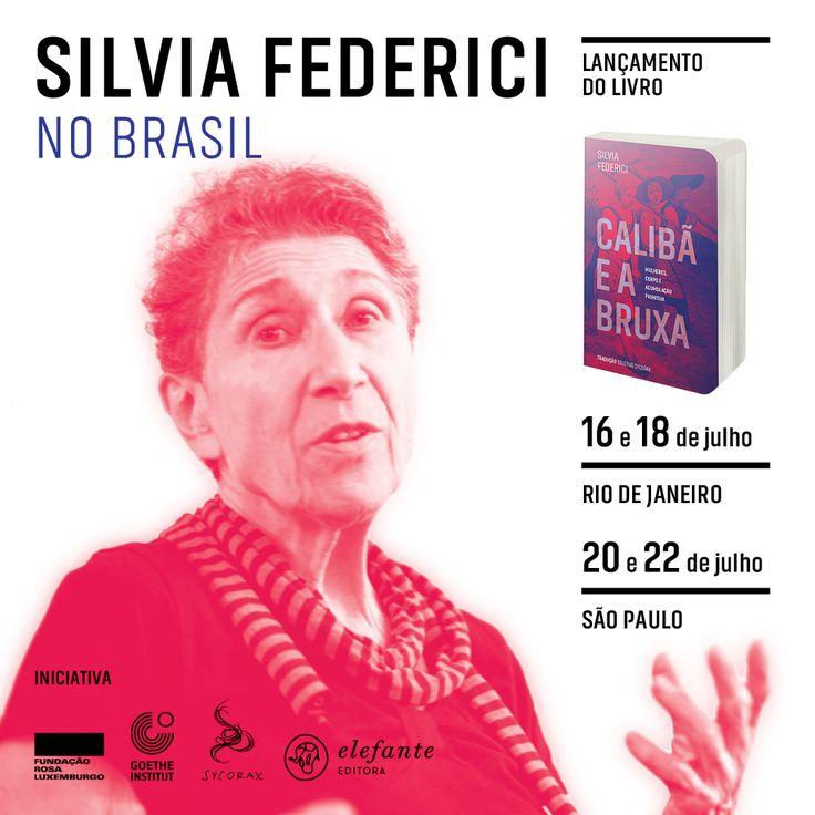 A feminista italiana irá discutir os principais pontos de seu livro, o protagonismo das mulheres nas lutas sociais e terá também a oportunidade de conhecer e dialogar com as experiências e ações de coletivos e movimentos de mulheres que estão na linha de frente