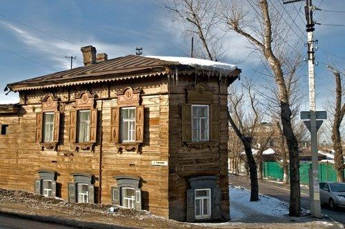 Irkutsk by Taranovsky