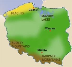 Poland-Krakow, Warsaw and Poznan