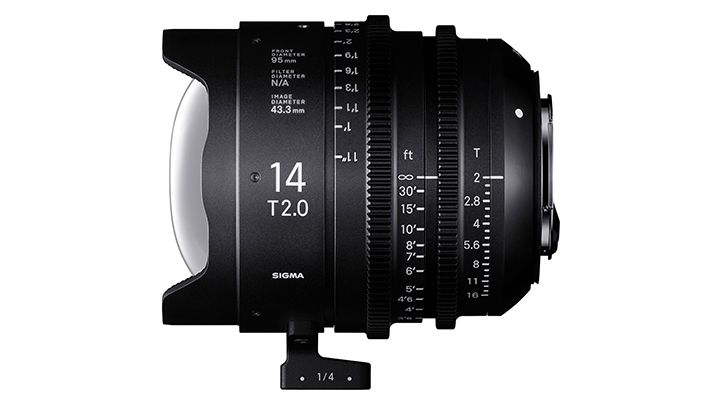 Sigma Announces Pricing and Availability for the 14mm and 135mm T2 Cine Prime Lenses Shipping This July  Full-frame sensor compatible high-speed prime lenses bring Sigmas esteemed Art lens technology to cinema cameras; the 14mm T2 FF and 135mm T2 FF begin shipping late July for a retail price of $4999.00 USD each  Ronkonkoma NY  July 13 2017 Sigma Corporation of America a leading still photo and cinema lens camera flash and accessory manufacturer today announced the availability of two brand…
