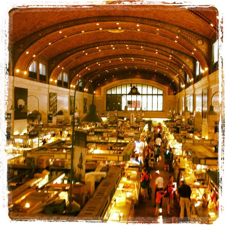West Side Market, Cleveland!