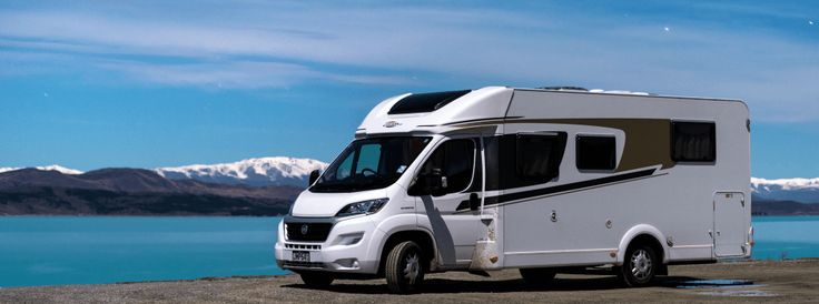 Carado T449 European Motorhome - entry level price with top-end German quality. Feel free to use this image but give credit to http://smartrv.co.nz/motorhomes-for-sale/german/carado/carado-t449