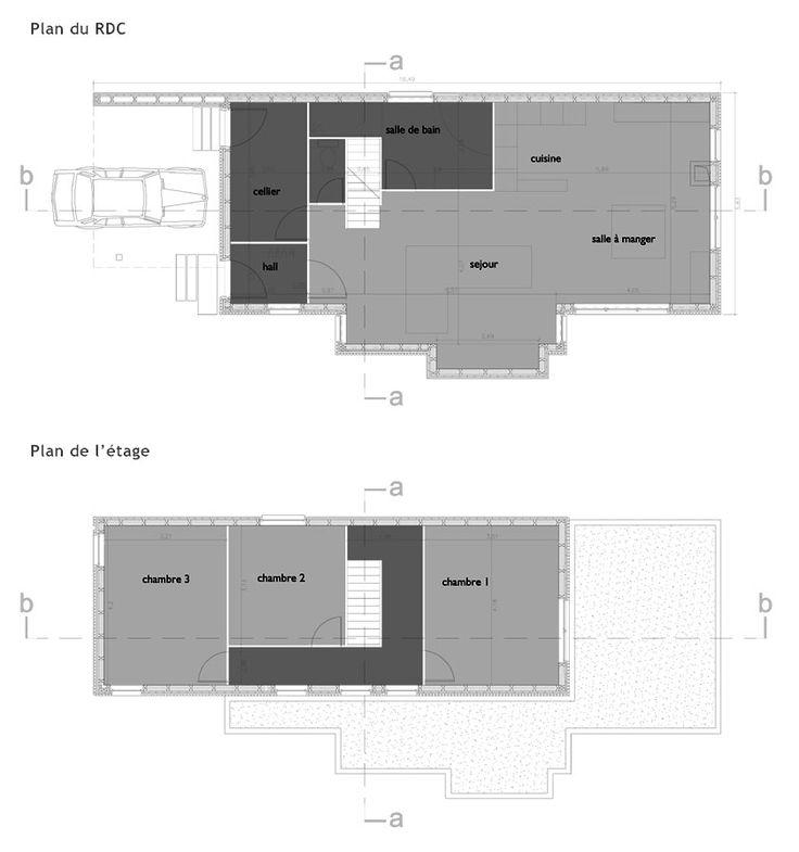 21 best Construction images on Pinterest Future house - orientation maison sur terrain