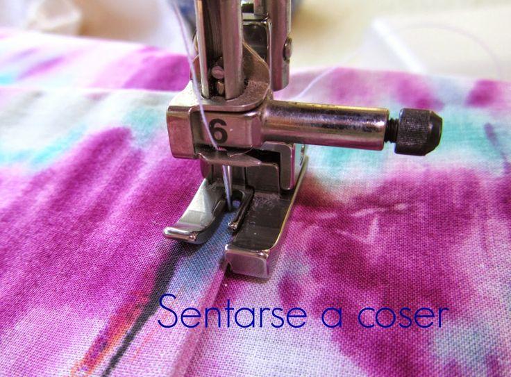 Sentarse a Coser: ÚTILES DE COSTURA PARA PRINCIPIANTES (para una costura fácil y sin sufrimiento)