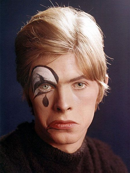 1967 Mime Tear - David Bowie Photos