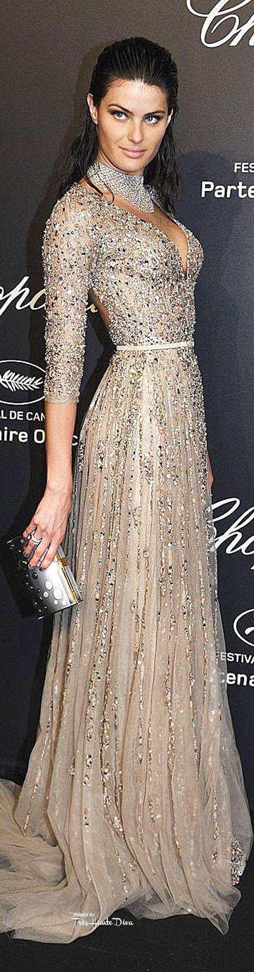 #Isabeli #Fontana♔ Cannes Film Festival 2015 Red Carpet ♔ Très Haute Diva ♔