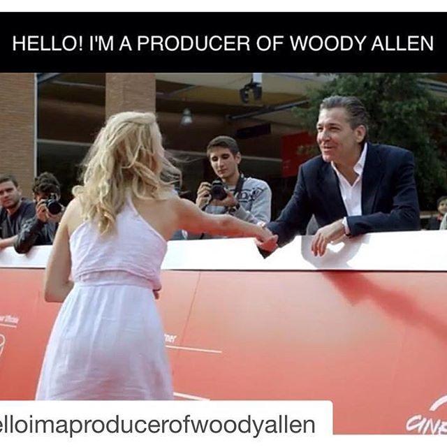 Marina Orlova - Hello! I'm a Producer of Woody Allen