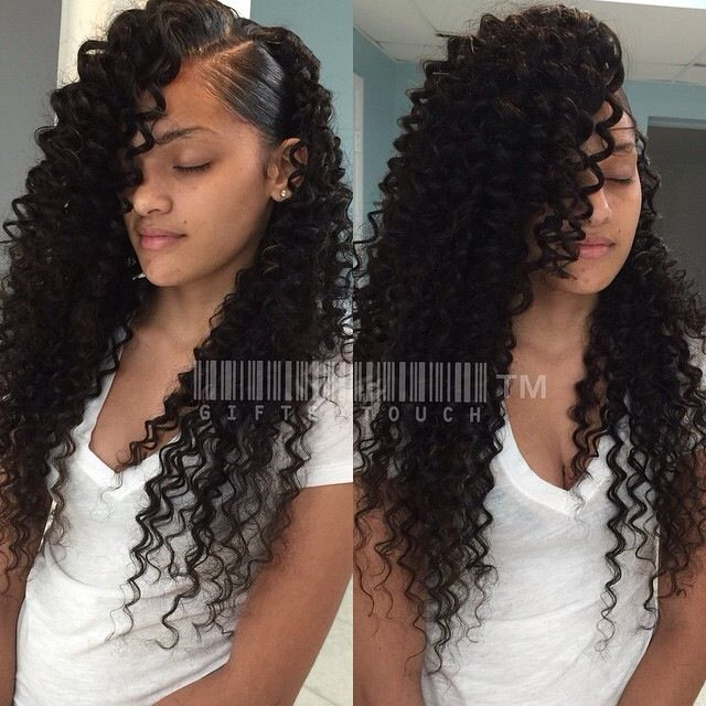 Quick Hairstyles For Kinky Curly Hair : 524 best cute styles ~ curls rollers & perm rods images on pinterest