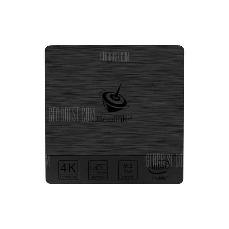 [ $153.21 ] Beelink BT3 Pro Mini PC  -  LINUX UBUNTU 4GB + 64GB  UK PLUG