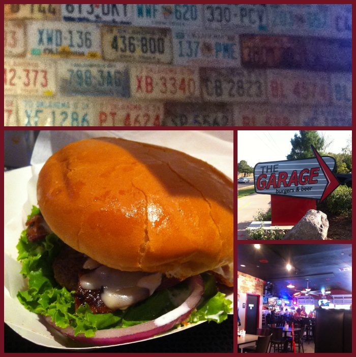 The Garage Burgers And Beer Edmond Yum