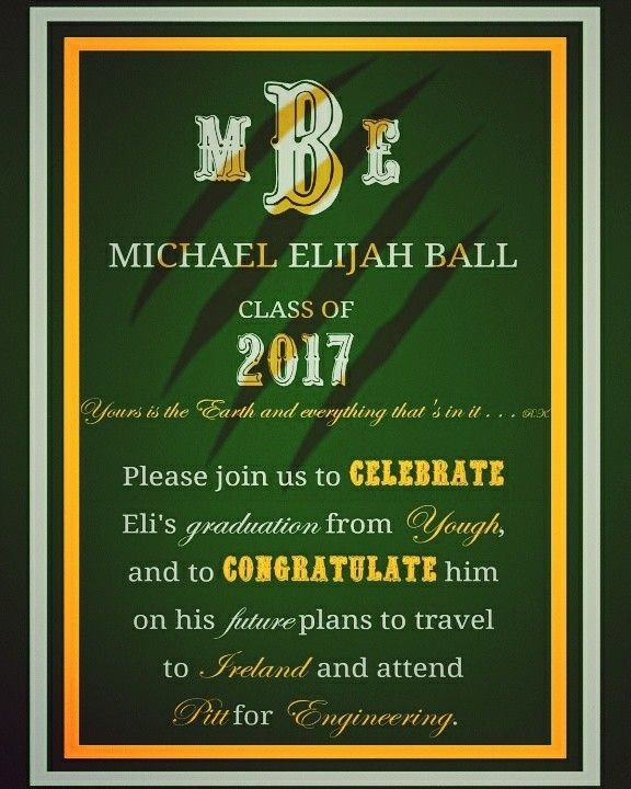 """Over 18 years ago, I sat on the mauve living room  floor at Pineview Estates and wrote the name """"Michael"""" with every spelling I could come up with. I pressed Ben for which spelling he wanted to use. I am pretty sure that even if he answered, I did not listen, and I decided that """"Mikael"""" was the spelling I would use. Well, as you may know, that spelling is not typically pronounced Michael. To add insult to injury, we call him """"Eli"""". 🙄  Fast forward to a few months ago: I was very proud of…"""