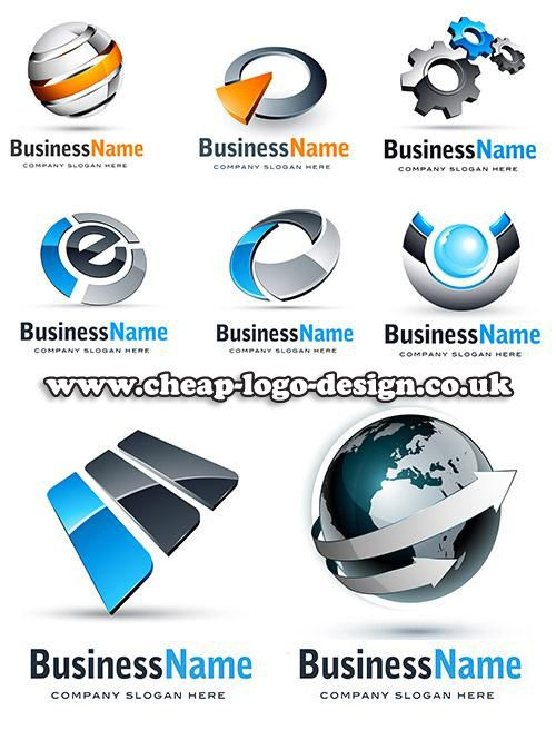 corporate abstract logo design ideas wwwcheap logo designcouk - Company Logo Design Ideas