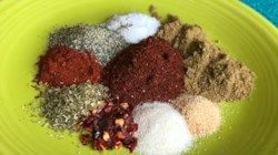 Chili powder, cumin, paprika, and a few other easy-to-find spices make up this taco mix recipe. Cheaper than packaged versions!