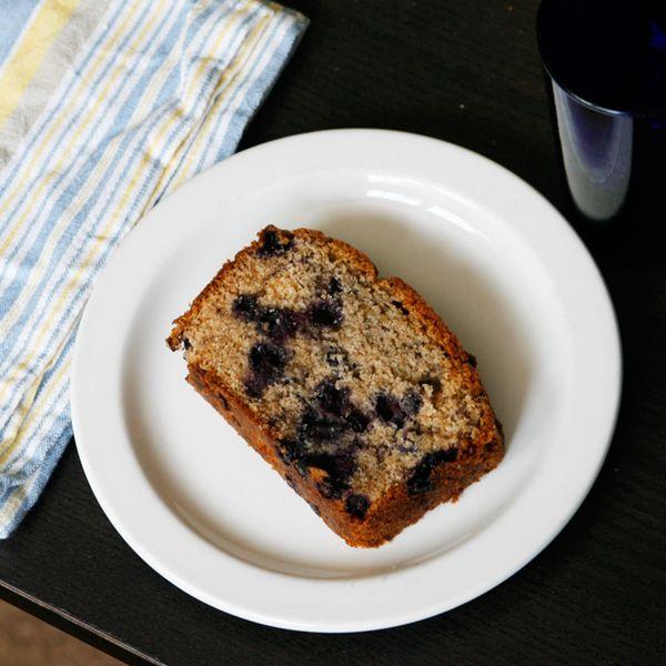 Whole Wheat Blueberry Bread | Recipe