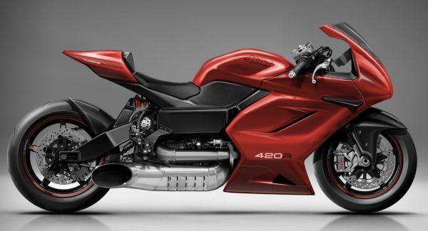 MTT Turbine Superbike Y2K Motor Tercepat di Dunia