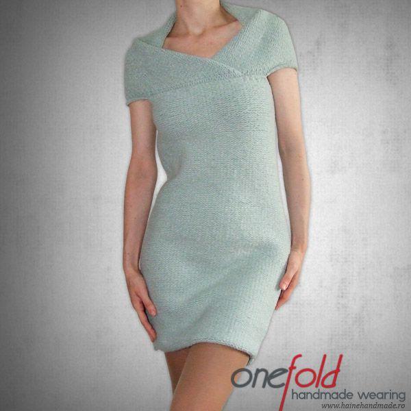rochie tricotata elastica