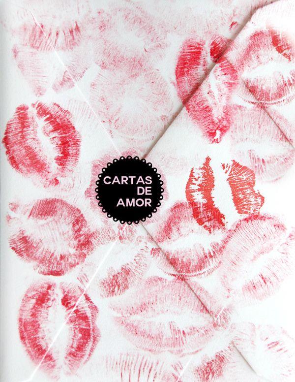 "Cover of e-mag ""Cartas de Amor"" | Made By Girl"