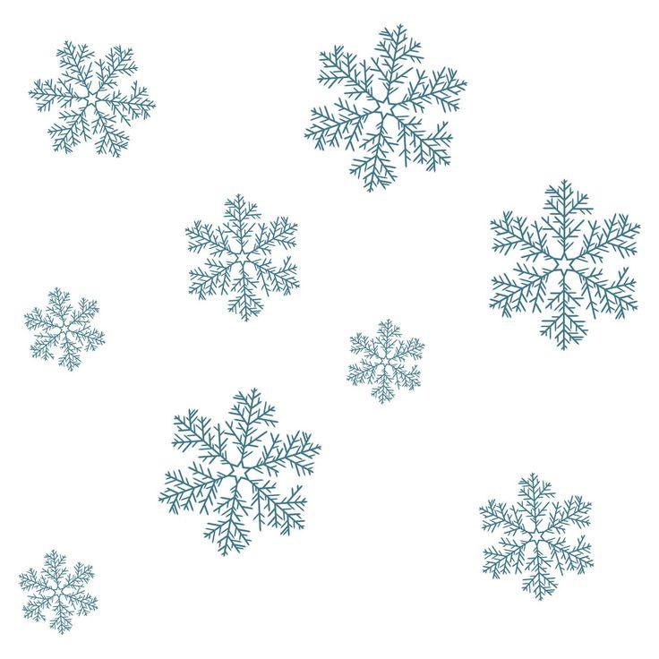 Naklejki na okno, ozdoby świąteczne, dekoracje na Boże Narodzenie. Serwetki na święta, serwetki na stół wigilijny, dekoracje stołu wigilijnego. Zobacz więcej na: https://www.homify.pl/katalogi-inspiracji/13084/srebrne-dekoracje-na-boze-narodzenie