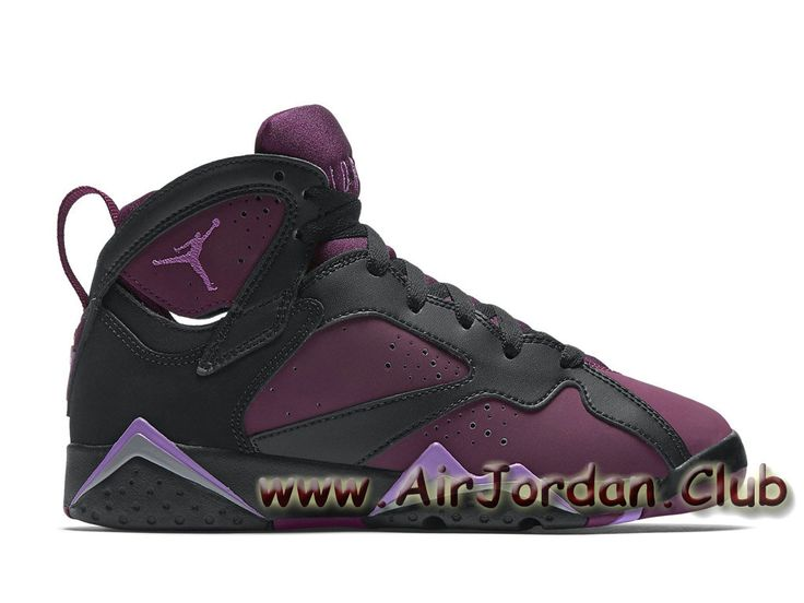 Air Jordan 7 Retro Gs ´Mulberry´ 442960_009 Chausport Jordan Release 2017  Femme/Enfant