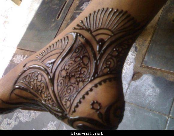 Sudanese Henna: Sudanese Henna Design Pictures