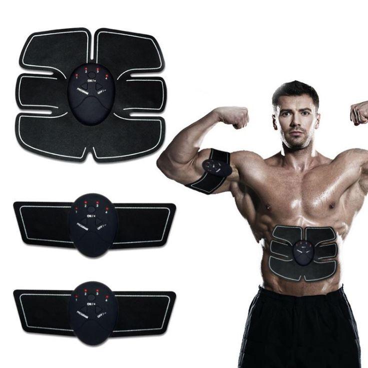 Smart Pulse tens muscle stimulator pads massager therapy relax massage machine #Glomeve