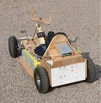 500W electric go kart plans