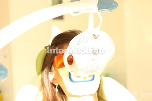 Dental tourism . Affordable dental  works in Romania. Dental hygienist. Cosmetic dentistry, Teeth whitening. on Your Medical Tourism ,Facilitator Abroad - The Best Medical Tourism Solutions For You!  http://www.intermedline.com/wp-content/blogs.dir/1/files/dental-treatment-abroad-dental-clinical-cases-romania/800x600_1387040740_zoom_advanced_power_whitening.jpg  http://www.intermedline.com/ #medicaltourism , #dentaltourism, #medicaltourisminRomania, #dentaltourisminRomania