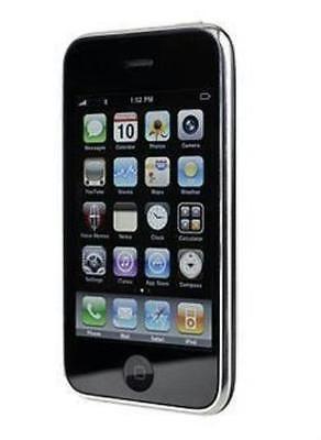 Apple iPhone 3GS (8GB) Black AT&T Smartphone -MC640LL/A | eBay