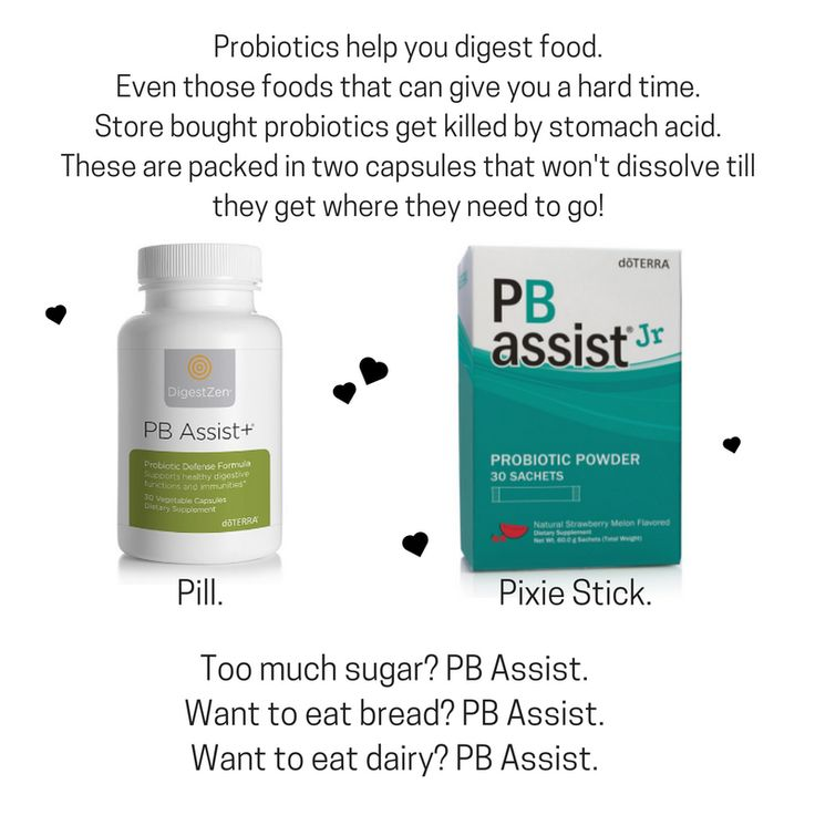 bread, dairy, and sugar can disrupt our digestive system. Keep it on the up and up with doterra probiotics!