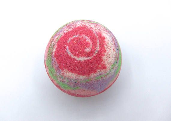 Cherry Blossom Bath Bombs/natural bath bombs/bath fizzy/handmade bath bomb/fizzy bath bomb/floral scented bath bombs/Owl Natural Soaps