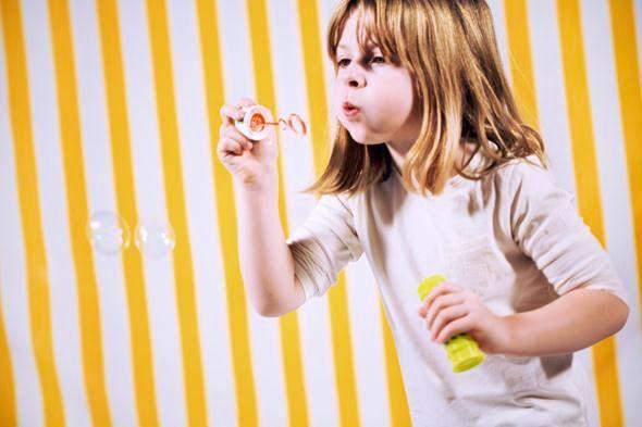Het beste zeepbellenrecept