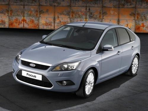 Ford Focus, grey  2007-2008