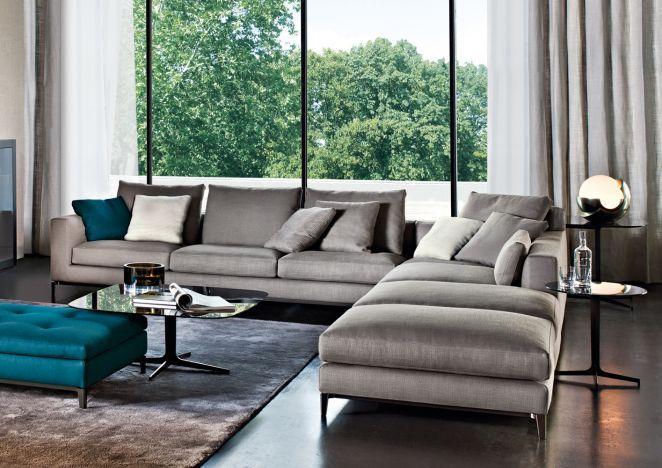 <strong>Name:</strong> Minotti ANDERSON sofa range  <strong>Manufacturer:</strong> Minotti  <strong>Designer:</strong> Rodolfo Dordoni
