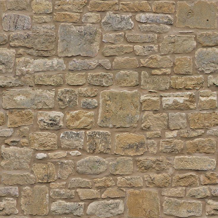 texturise: Tileable Stone Wall Texture + (Maps)