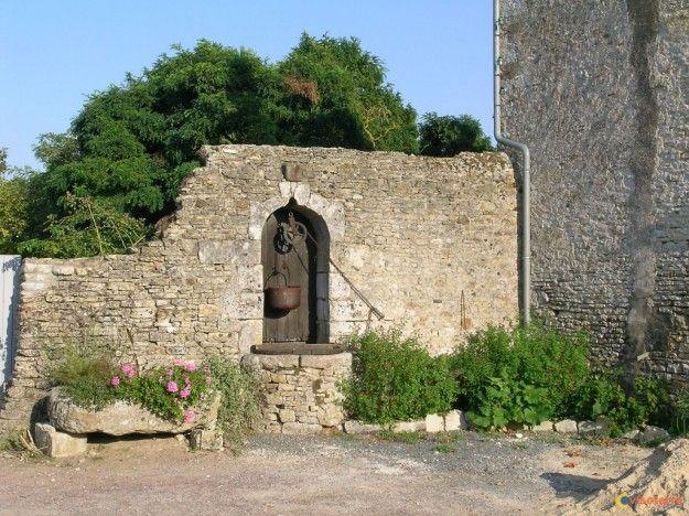 Puits à Saint Georges d'Oléron
