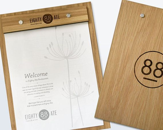 Best 25+ Menu holders ideas on Pinterest | Menu layout ...