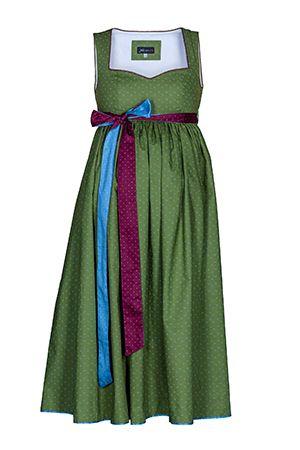 Umstandsdirndl Eva von Juli von CS #umstandskleidung #dirndl #tracht #schwangerschaftskleid