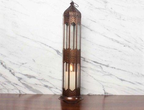 Tall Moroccan Lantern