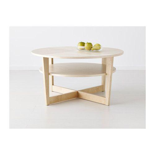 Ikea Ramvik Black Brown Coffee Table: IKEA VEJMON Black-Brown Coffee Table In 2019