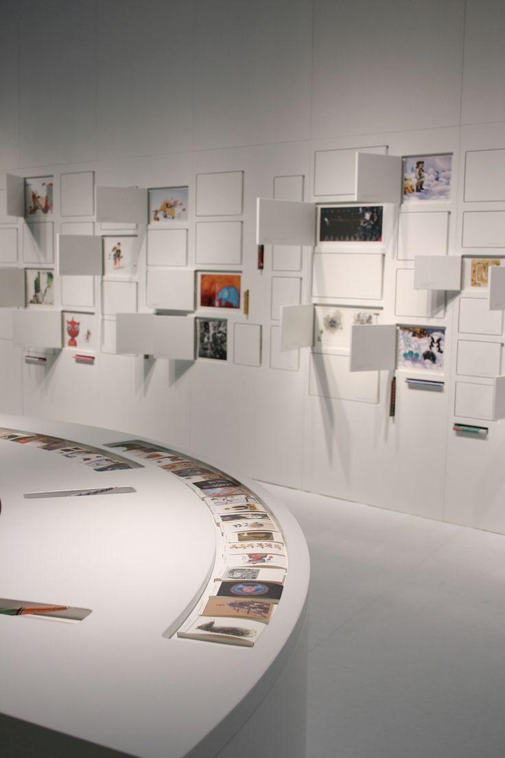 MOA. International Bologna Children Book Fair exposition design. www.migleoauste.lt