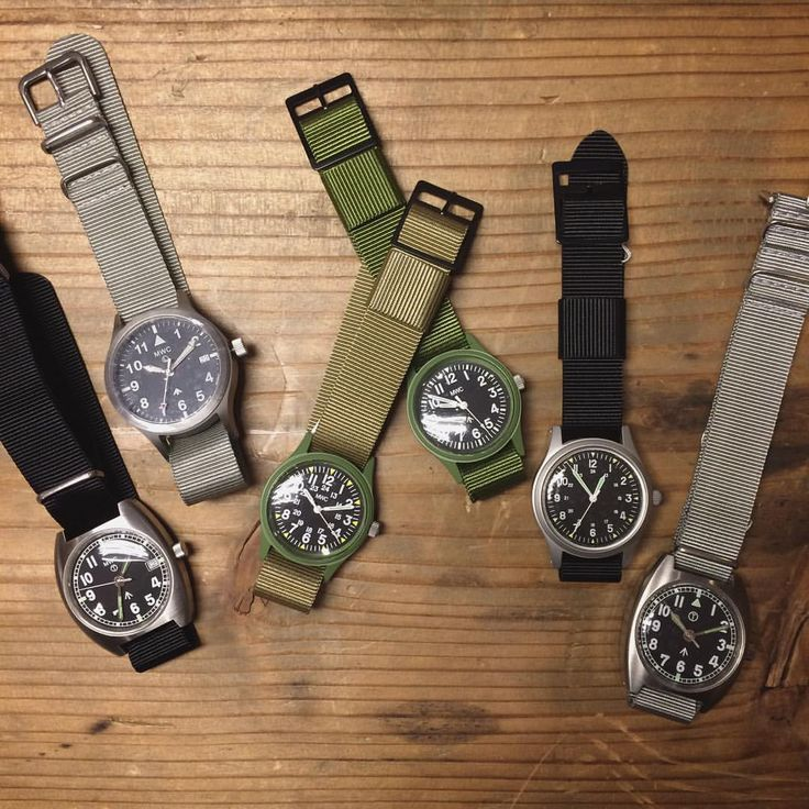 """370 Likes, 7 Comments - groovy (@groovystore) on Instagram: """"送隻好手錶 約會不遲到 - MWC military watches #mwc #military #watches"""""""