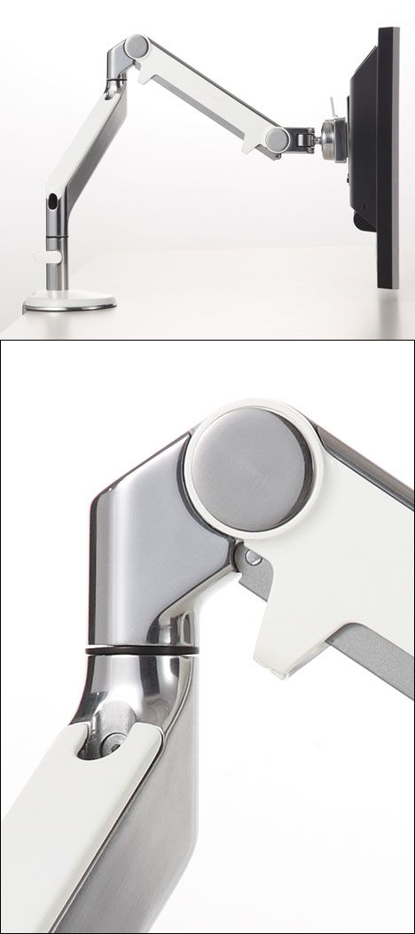 Monitor Arm by Human Scale