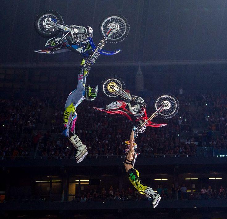 Double backflip tsunami # Nitro Circus