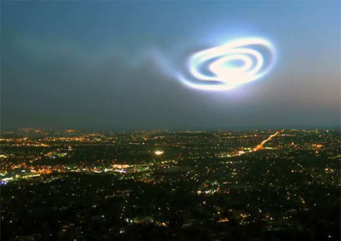 UFO sightings, mysterious floating cities, and strange encounters with haunting entities, make us wonder if November 2015 has been the most active ...