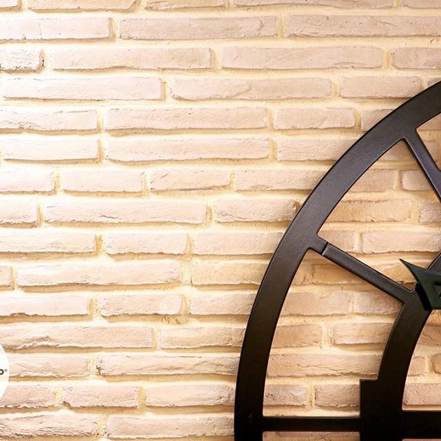 Latte Brick Slips from the Vitruvian range at Kuci Design