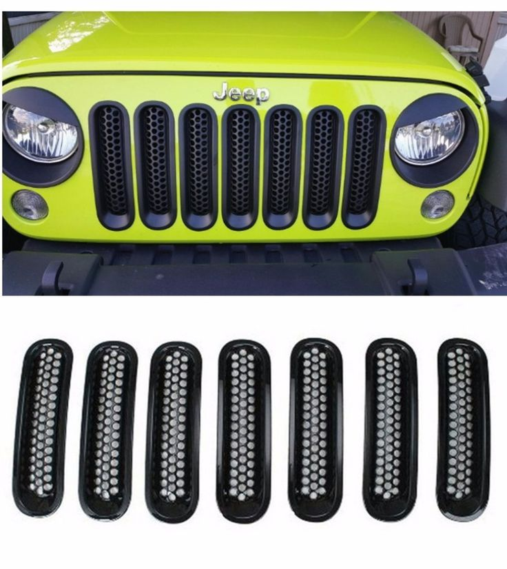 7pcs Grill Mesh Front Grille Insert Kit For Jeep Wrangler Jk Sahara Sport Rubicon 2007-2016 , Find Complete Details about 7pcs Grill Mesh Front Grille Insert Kit For Jeep Wrangler Jk Sahara Sport Rubicon 2007-2016,Car Chrome Front Grille,Jeep Wrangler Front Grill,Front Grille Insert from -Shenzhen Beize Network Technology Co., Ltd. Supplier or Manufacturer on Alibaba.com