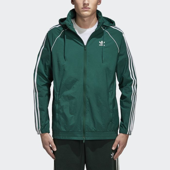 Alfombra Transparente Colectivo  SST Windbreaker Green L Mens | Green jacket men, Mens windbreaker,  Windbreaker