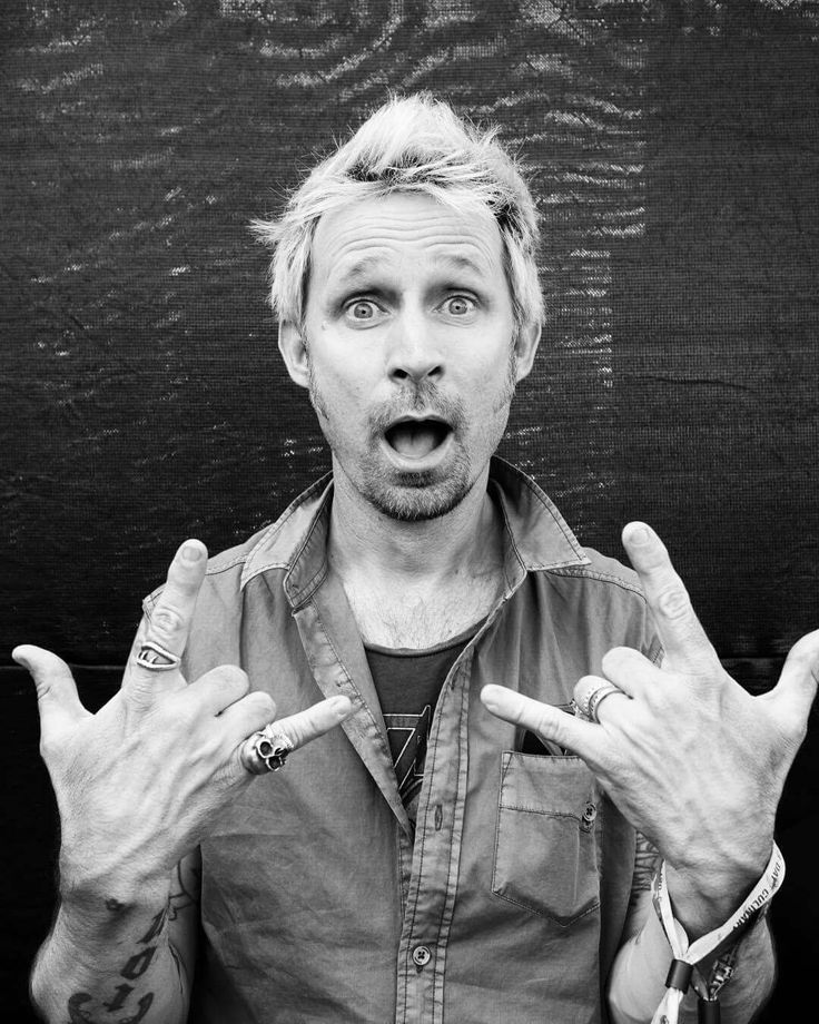 Mike dirnt 💖💖
