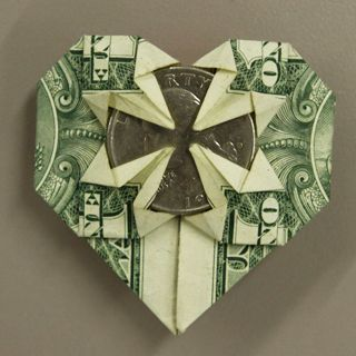 A fun idea for the gift of cash