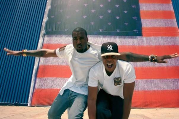 // Kanye West x Jay Z - Otis - Watch The Trone //